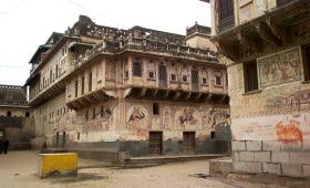Maisons des Vents (Rajasthan)