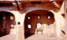 Parashar Bhawan Haveli