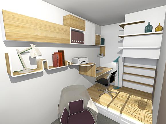 reve 39 l architecture bureau versatile. Black Bedroom Furniture Sets. Home Design Ideas